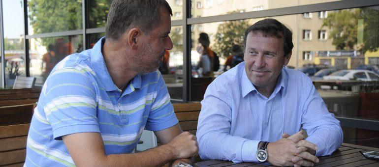 Evžen Marek a Marek Šulc - PG group, a.s.
